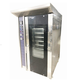 Gas 12 Trays Convection Oven For Bread /Cake /Cookies