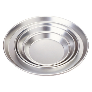 Commercial 8 Inch Pizza Pan Bakery Dishes Snack Pizza Pan High Quality Pie Baking Tray Prices In China Wholesale