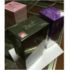 Semi Automatic Cosmetic Perfume Box Transparent Cellophane Film Overwrapping Machine